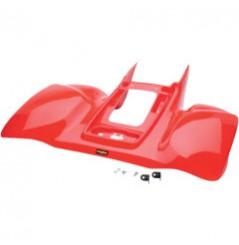 Plastique - Carénage Arrière Rouge MAIER pour Quad TRX 400 EX (99-07)