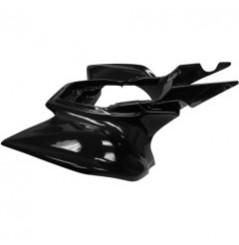 Plastique - Carénage Arrière Noir MAIER pour Quad Honda TRX 450 R (04-05)