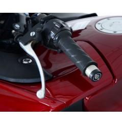 Protection / Embout de guidon R&G pour Honda 700 Deauville (07-10)