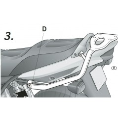 SUPPORT TOP CASE SHAD GSX 1400 (01-07)