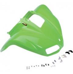 Plastique - Carénage Avant Vert MAIER pour Quad Kawasaki KFX 700 (04-11)