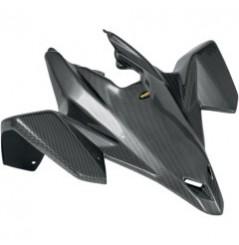 Plastique - Carénage Avant Racing Look Carbone MAIER pour Quad Suzuki LT-R 450 (06-09)