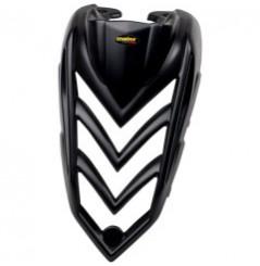 Coque Avant Noir Mat MAIER pour Quad Yamaha YFM 700 Raptor (09-12)