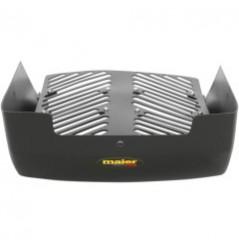 Grille de Radiateur Noir Mat MAIER pour Quad Yamaha YFZ 350 Banshee (87-06)