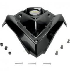 Coque Avant Noir MAIER pour Quad Polaris Outlaw 450 MXR - 525 IRS / S (07-09) Outlaw 500 (06-07)