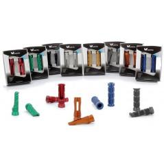 Repose Pied Avant V-Parts pour Honda NC700S (12-13) NC700X (12-13)