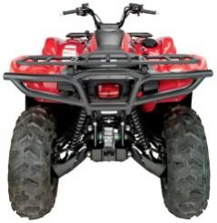 Bumper Arrière MOOSE pour Quad Yamaha YFM 700 Grizzly - Kodiak (16-17)