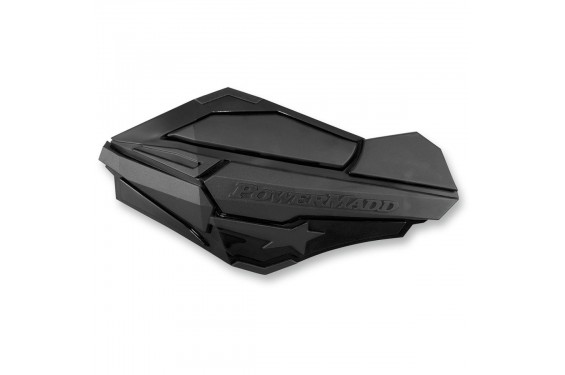 Protèges-Mains Moto / Quad POWERMADD SENTINEL Noir - Noir