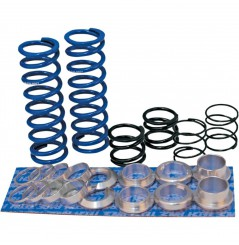Kit Ressorts Court de Suspension Avant RACE TECH pour Quad Polaris Outlaw 450 MXR - S (08-10)
