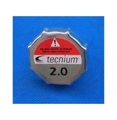 Bouchon de Radiateur d'Eau 2.0 Bar TECNIUM pour Moto - Quad KTM
