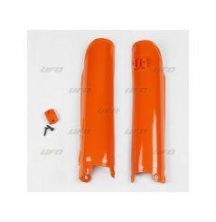 Protection de Fourche UFO pour KTM EXC380 (01-07) EXC520 (00-02) EXC525 (03-07)