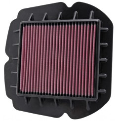 Filtre à Air K&N SU-6509 pour GLADIUS 650 (09-16) SV 650 (16-20) SV 650 X (18-20)