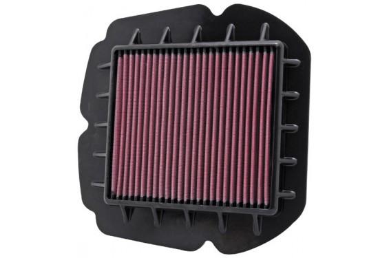 Filtre à Air K&N SU-6509 pour GLADIUS 650 (09-16) SV650 (16-19)