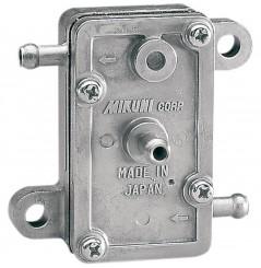 Pompe à Essence MIKUNI Rectangulaire 1 Sortie pour Quad
