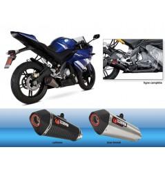 QOHFLD pour Yamaha YZF R125 YZFR125 R 125 2008-2020 Accessoires de Moto poign/ées poign/ées de Frein leviers dembrayage leviers de Frein