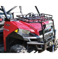 Panier - Porte Bagage Avant MOOSE pour SSV Polaris Ranger 570- 900 (15-17)