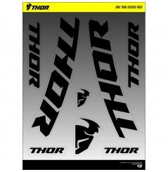2 Planches Adhésive Stickers THOR Bike Trim pour Moto / Quad