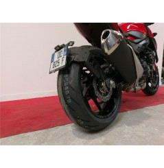 Support de Plaque Moto Déporté Access Design pour GSX-S 750 (17-18)