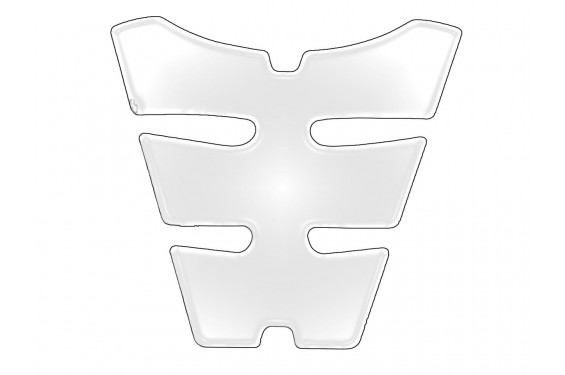 Protection de réservoir moto BASIC transparente