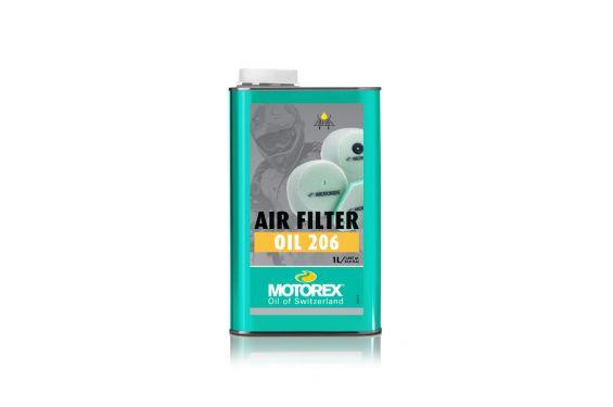 Huile Lubrifiante pour Filtre à Air Motorex AIR FILTER OIL 206
