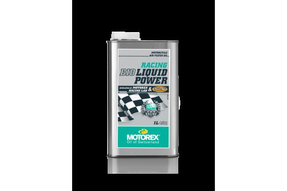 Racing Liquid Bio Power Motorex x Twin Air