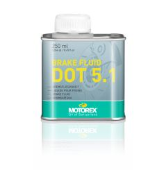 Liquide de frein Motorex Brake Fluid DOT 5.1 250ml