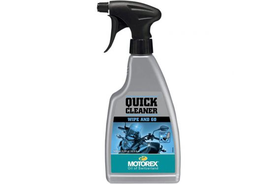Nettoyant Motorex Moto Quick Cleaner Spray 500 ml