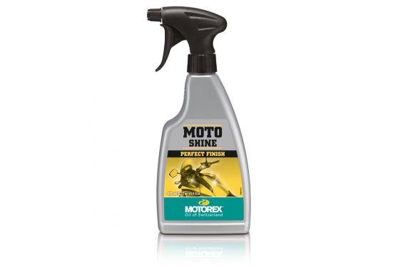 Spray Brillant Motorex Moto Shine 500 ml
