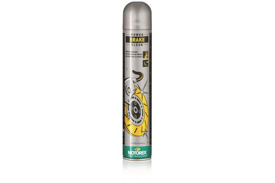 Motorex Power Brake Clean, nettoyant frein et plaquette Moto
