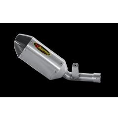 Silencieux Carbone Akrapovic pour GSXR 600 (06-07) GSXR 750 (06-07)