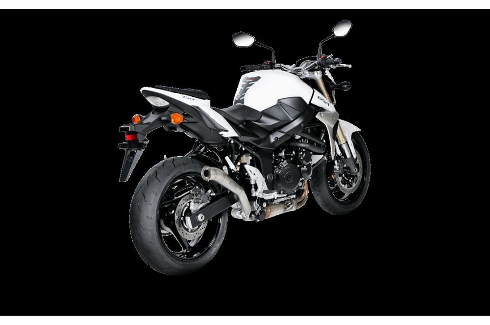 silencieux titane akrapovic gsr 750 11 16 street moto piece. Black Bedroom Furniture Sets. Home Design Ideas