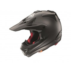 Casque Moto Cross ARAI MX-V FROST Noir Mat
