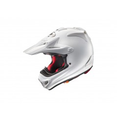 Casque Moto Cross ARAI MX-V Blanc