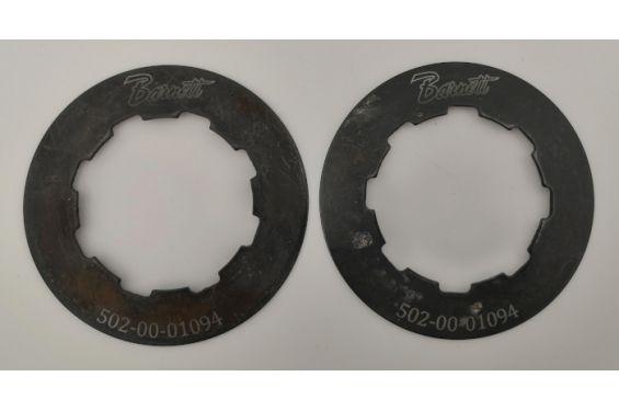 Kit ressorts d'embrayage moto Tourmax pour 1200 Bandit (96-06) 1200 Inazuma (99-01)