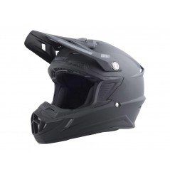 Casque Moto Cross ANSWER AR1 EDGE Noir Mat