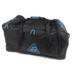 Valise ANSWER ROLLER BAG Noir - Bleu
