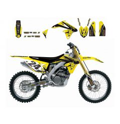 Kit Déco Suzuki Rockstar Energy Drink pour RM-Z450 (08-17)