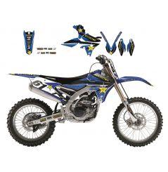 Kit Déco Yamaha Rockstar Energy Drink pour YZ125 (02-14) YZ250 (02-14)