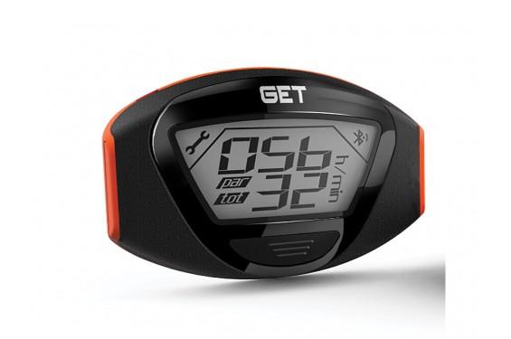Compteur Connecté Get Smart SOS, compteur d'heure/alarme/maintenance
