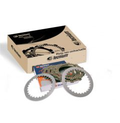 Kit Embrayage moto Tecnium pour Suzuki RG80 (85-88) VanVan 125 (73-16) TS 125 (73-78)