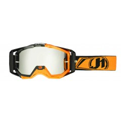 Masque Moto Cross JUST1 IRIS CARBON Orange