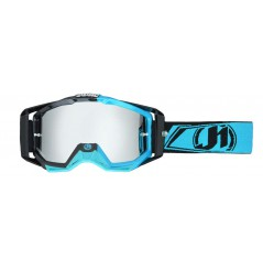 Masque Moto Cross JUST1 IRIS CARBON Bleu