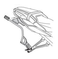 Support de Valise Shad 3P System pour Honda CB650 R (19)