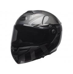 Casque Moto Modulable BELL SRT MODULAR BLACKOUT Noir - Gris 2020
