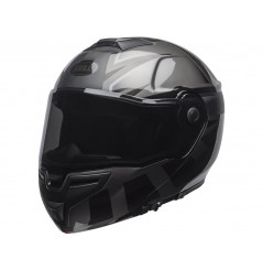 Casque Moto Modulable BELL SRT MODULAR BLACKOUT Noir - Gris