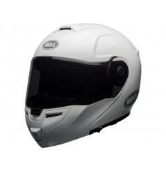 Casque Moto Modulable BELL SRT MODULAR SOLID Blanc 2021
