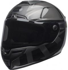 Casque Moto BELL SRT BLACKOUT Gris 2020