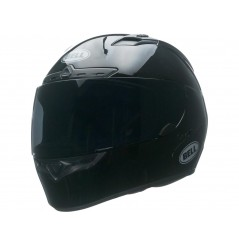 Casque Moto BELL QUALIFIER DLX MIPS SOLID GLOSS BLACK 2020