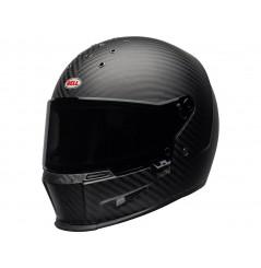Casque Moto BELL ELIMINATOR CARBON SOLID Noir Mat 2020