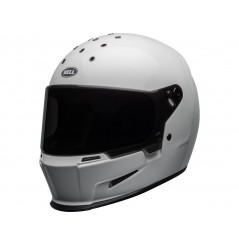 Casque Moto BELL ELIMINATOR SOLID Blanc 2020